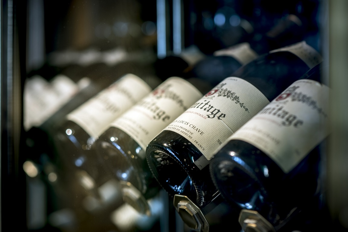 Largest Wine Collection | Roux at the Landau