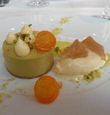 Roux dessert